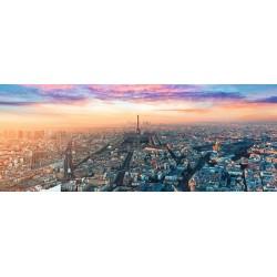 París y la Luz del Amanecer