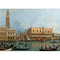 Canaleto: El palacio del...