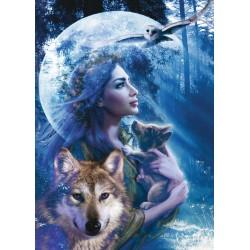 La Mujer de los Lobos