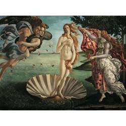 Botticelli: El Nacimiento...
