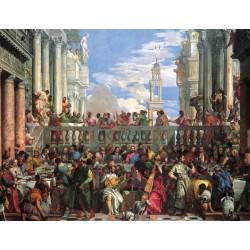 Paolo Veronese: Las Bodas...