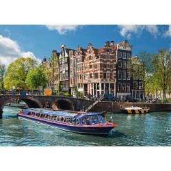 Una vuelta por Amsterdam
