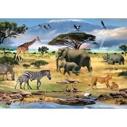 Animales de África (Con...