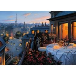 París desde el Balcón