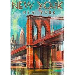 Retro Nueva York