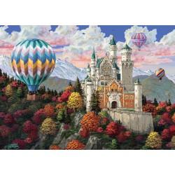 Pintura de un Castillo