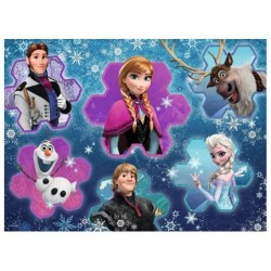 Disney: Collage de Frozen