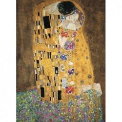 Klimt: El Beso