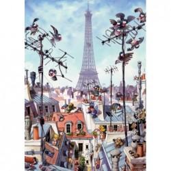 Loup: La Torre Eiffel