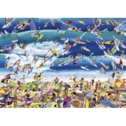 Blachon: Surfeando