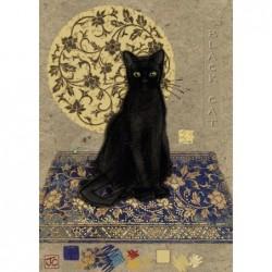 Jane Growther: Gato Negro