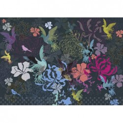 Turnowsky: Pájaros y Flores