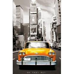 Taxi Nº1 -  New York