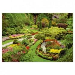Jardines Butchart, Canadá