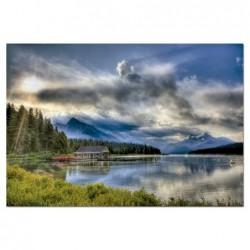 La Casa Del Lago, Canadá