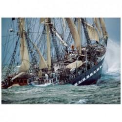 Plisson 1: Barco en la...
