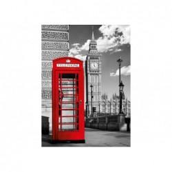 Londres, Blanco y Negro...