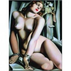 Tamara De Lempicka: La Esclava