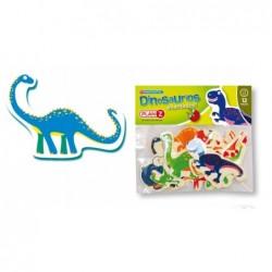 Imantaditos Dinosaurios