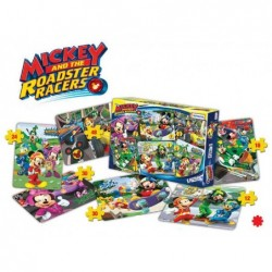 6 Puzzles Mickey