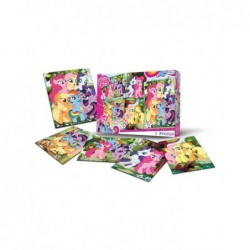 5 Puzzles: My Little Pony