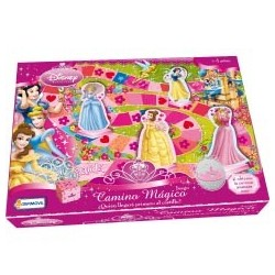 Camino Mágico - Princesas