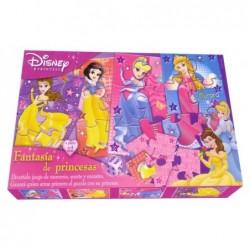 Fantasia De Princesas Juego...