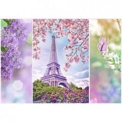 1000pz. - Primavera en París