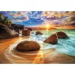 1000pz. - Playa de Samudra,...