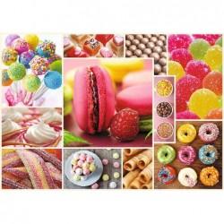 1000pz. - Collage de Caramelos