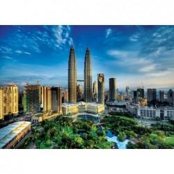 Las Torres Petronas, Kuala...