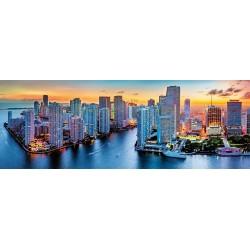 1000pz. - Miami al Anochecer