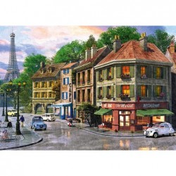 6000pz. - Una Calle de París