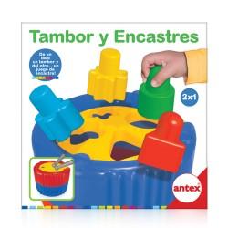 Tambor Y Encastre