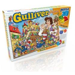 Gulliver el Gigante 3D
