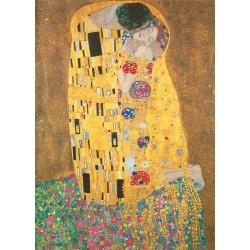 Gustav Klimt: El Beso