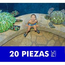 Puzzle Personalizado de 20...