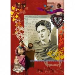 1000pz. - Frida Kahlo