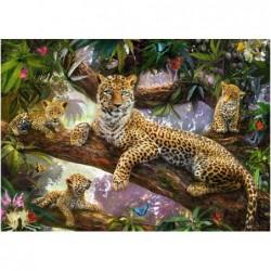 1000pz. - Leopardos