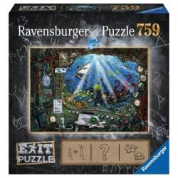 Exit Puzzle: En el Submarino