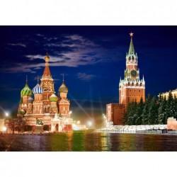 Noche en Moscú, Rusia