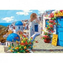 Vacaciones en Santorini,...