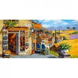 Colores en la Toscana