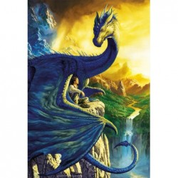 Ciruelo: Eragon y Saphira