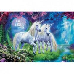 Unicornios en el Bosque