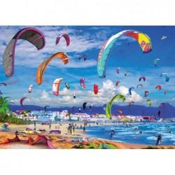 1000pz. - Kitesurfing