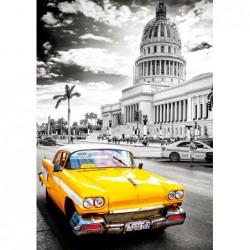 Taxi en la Habana, Cuba