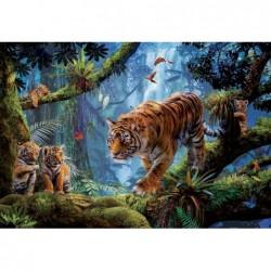 Tigres en el Árbol