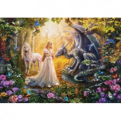 El Dragón, la Princesa y el...