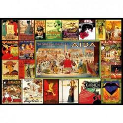 Collage de Óperas